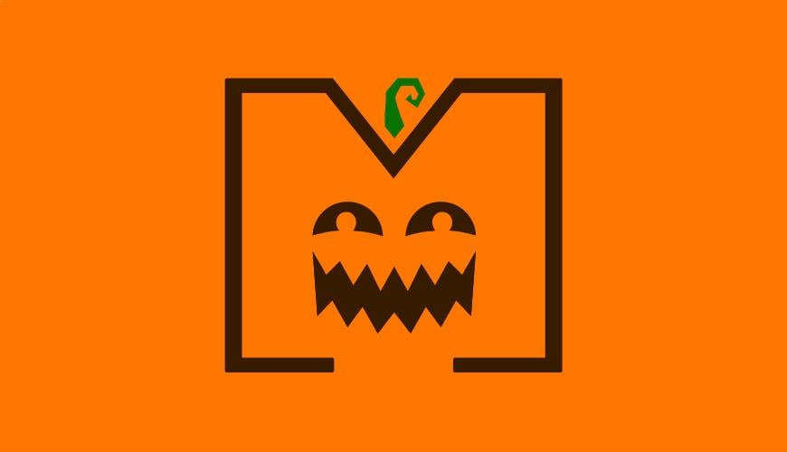 Happy Halloween from Multiple Graphic Design!