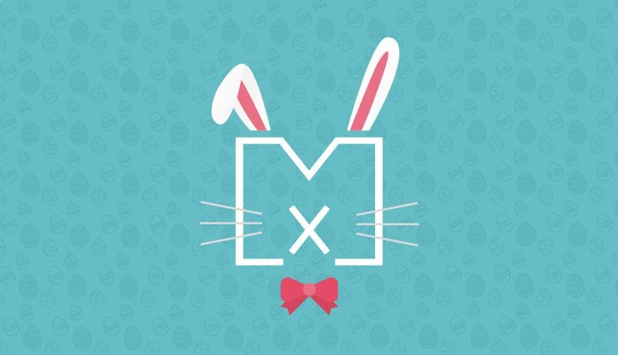 Happy Easter from Multiple Graphic Design!