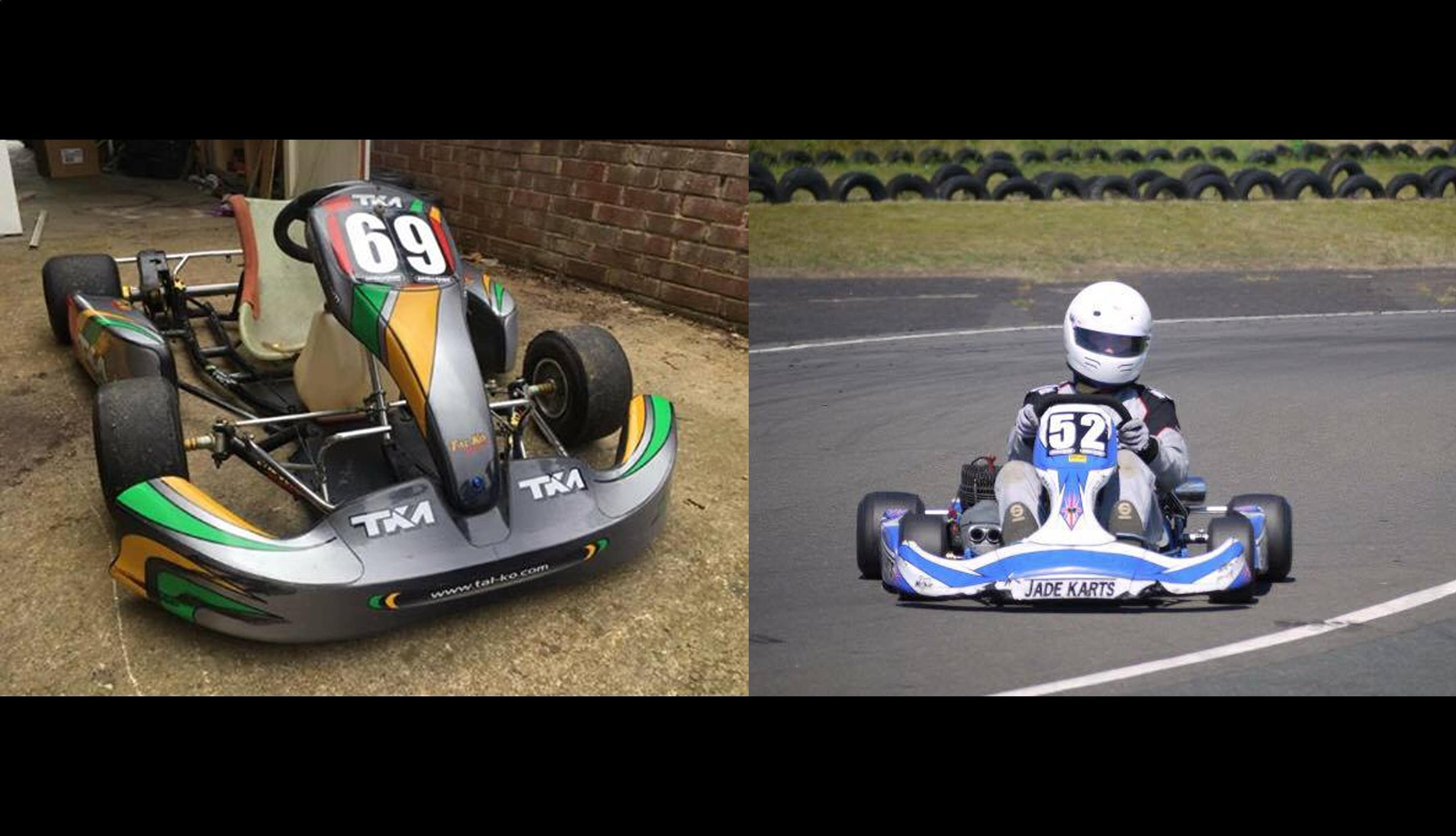 Hinton Motorsport - Karts