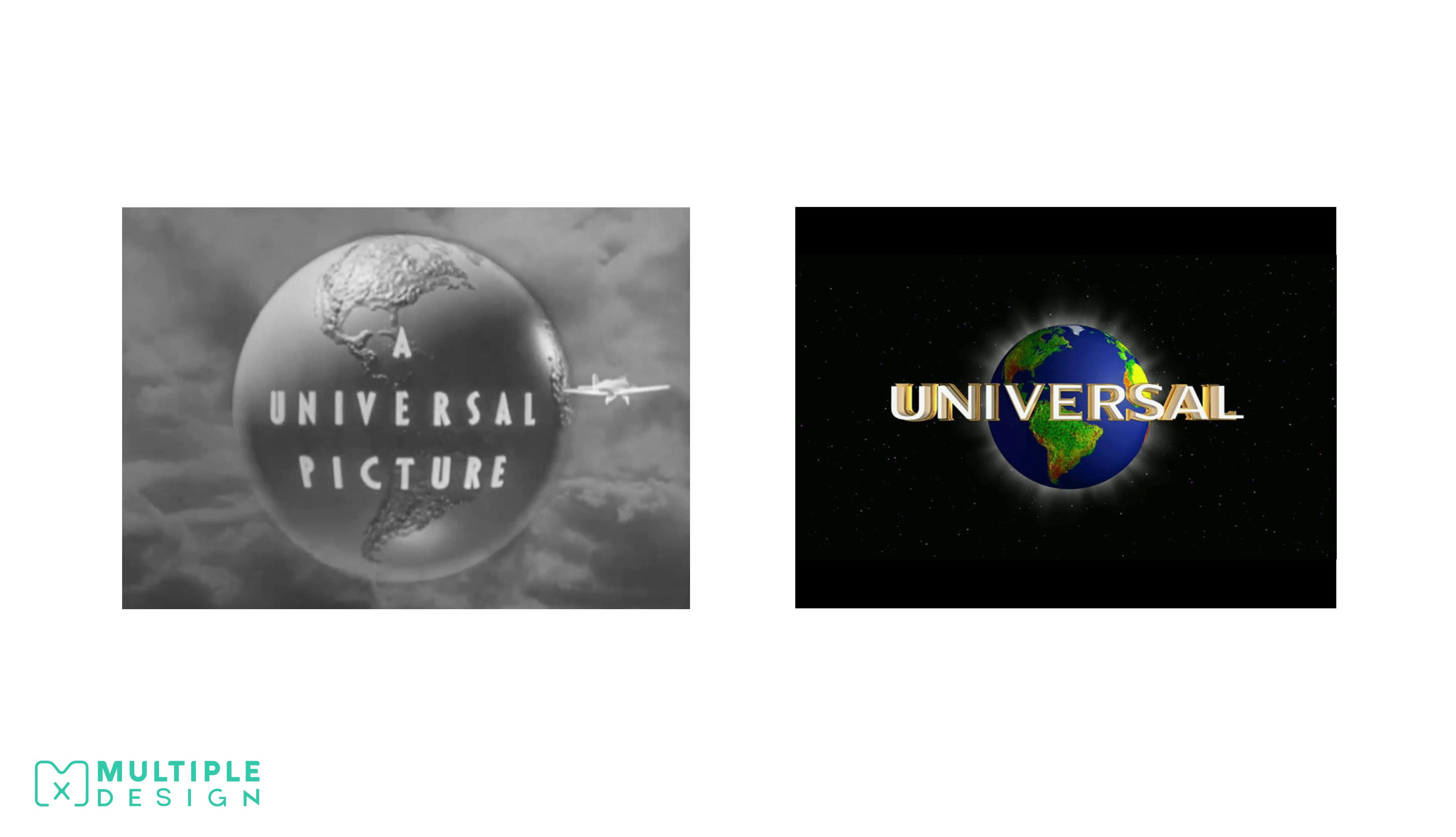 Universal Pictures Logo model
