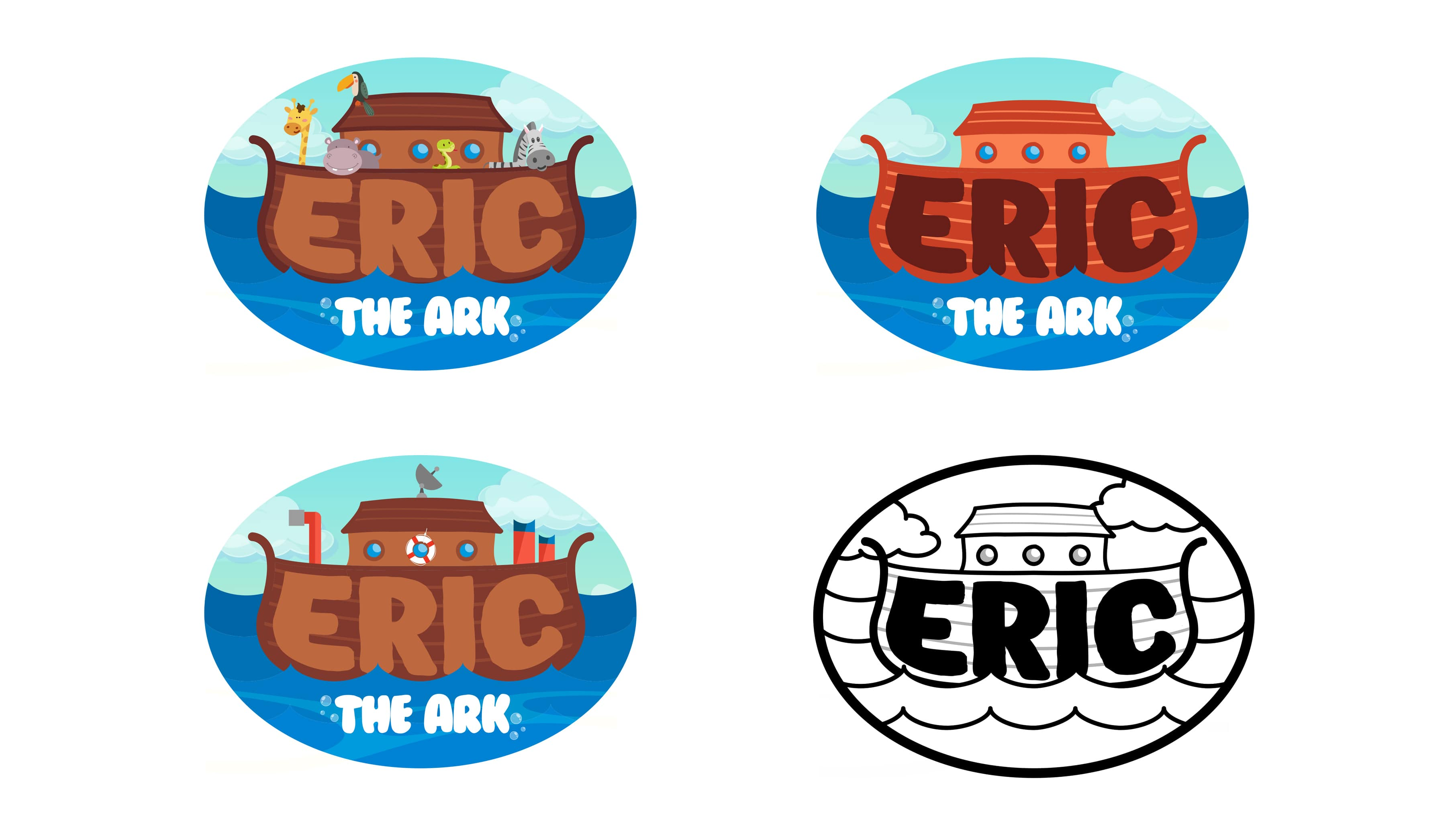 Eric The Ark - Drafts