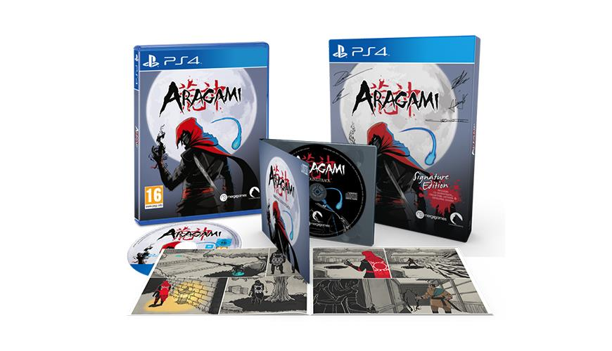 Aragami is out now!