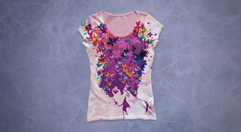 IamVC ButterflyEffect - T-Shirt - Multiple Graphic Design