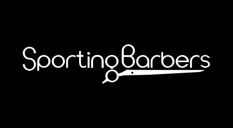 Sporting Barbers - Logo - Multiple Graphic Design