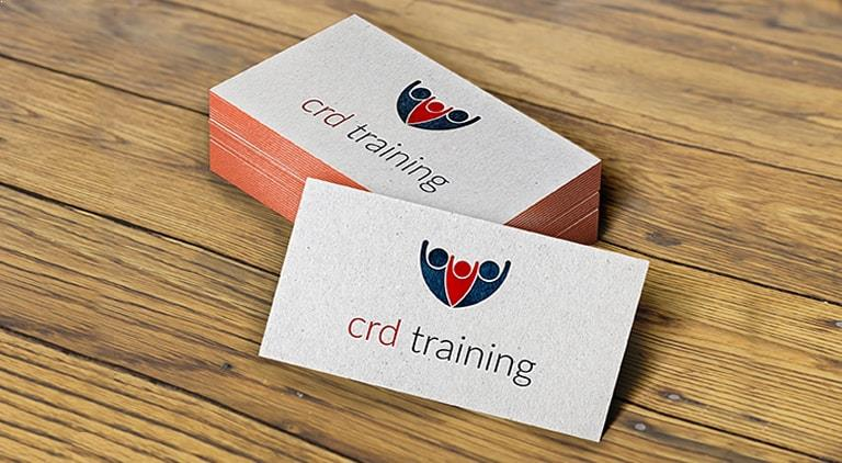 Business card design multiple worcester birmingham bromsgrove crd training business card multiple graphic design reheart Image collections