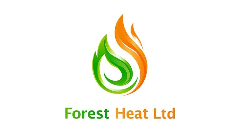 Forest Heat Ltd - Logo - Multiple Graphic Design