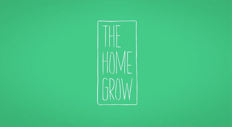 The Home Grow - Logo - Multiple Graphic Design