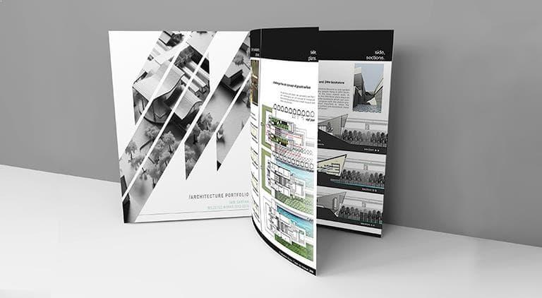 architects brochure