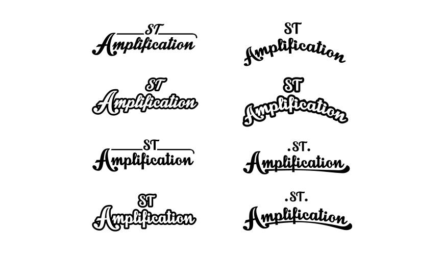 ST Amplification - Drafts