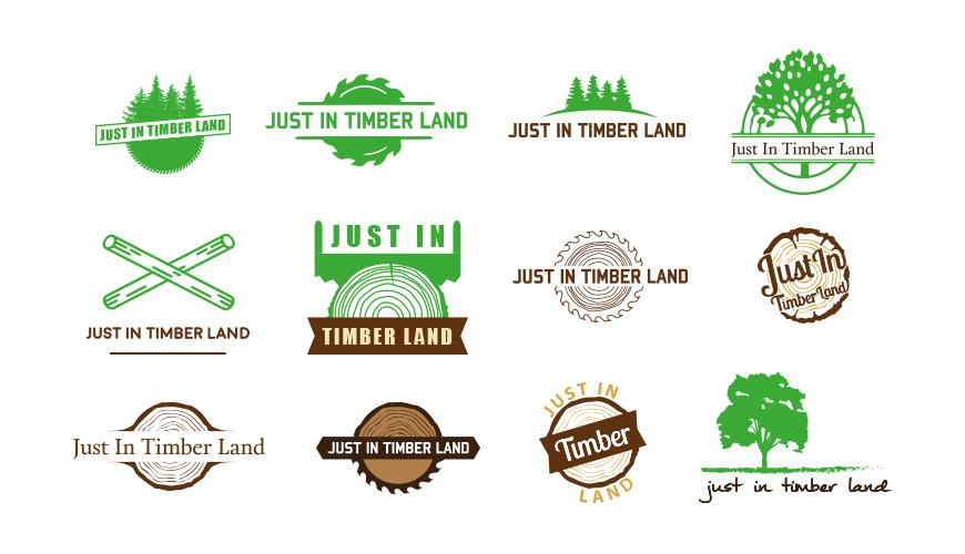 Just In Timber Land - Drafts