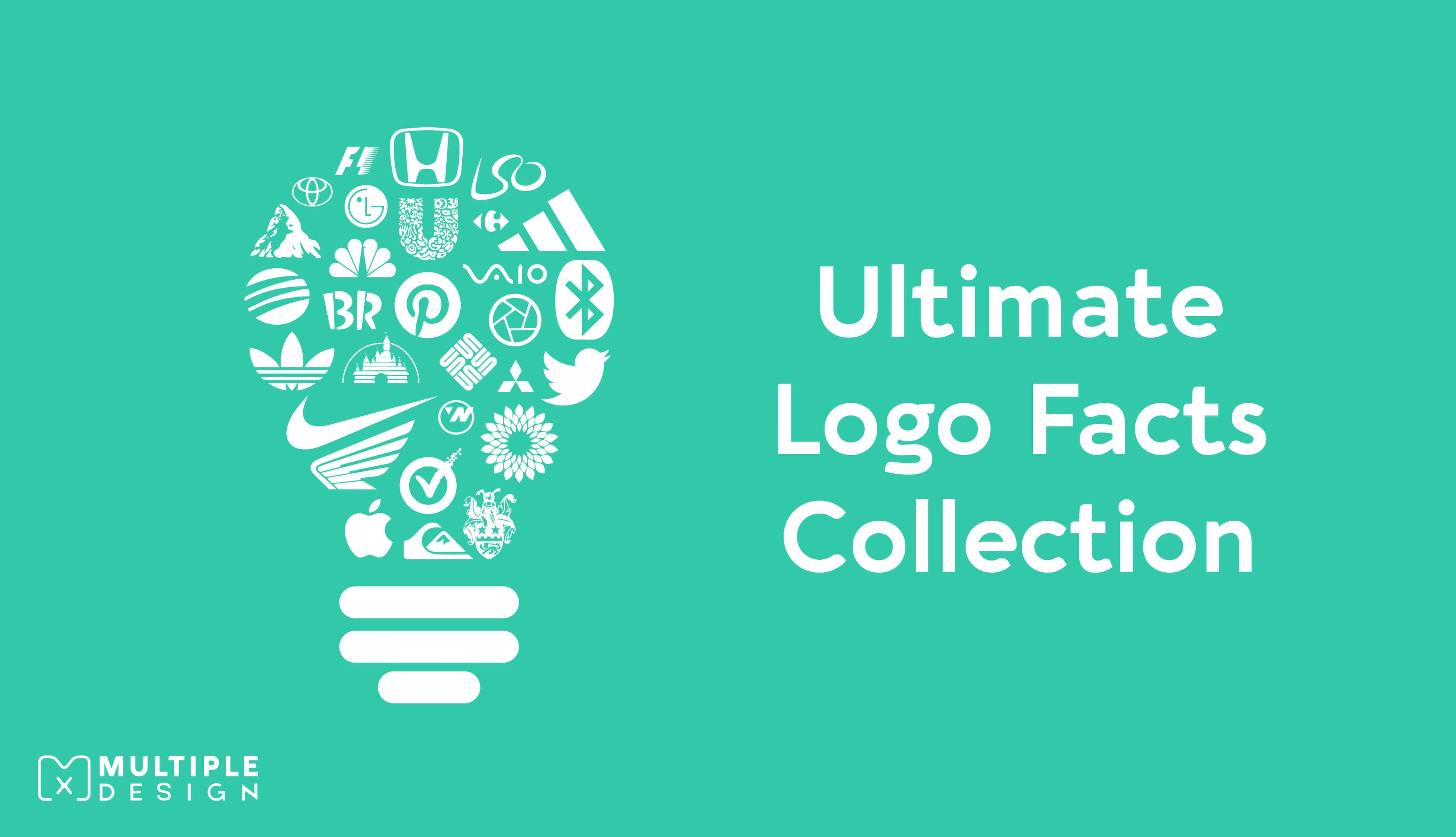 The Ultimate Logo Facts Collection: Updated Weekly
