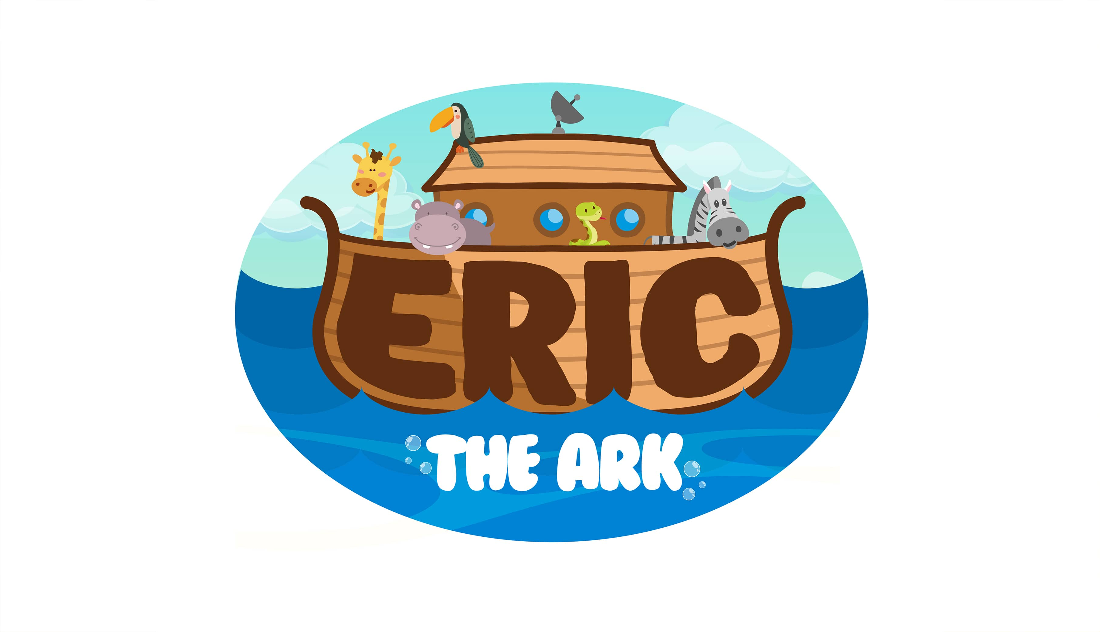 Eric The Ark - Logo