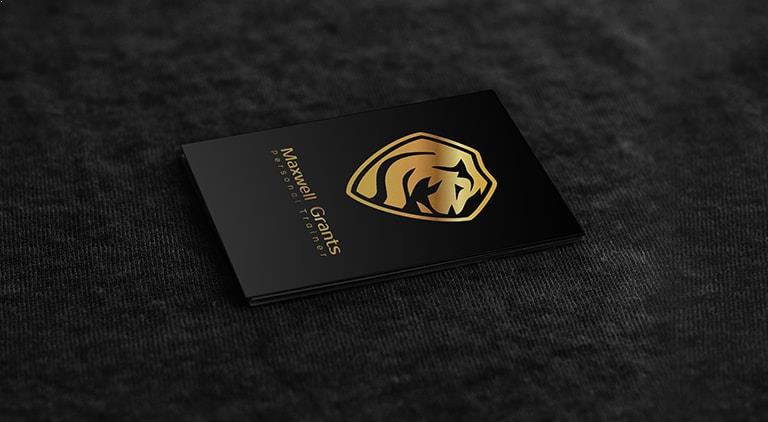 Maxwell Grants - Business Cards - Multiple Graphic Design