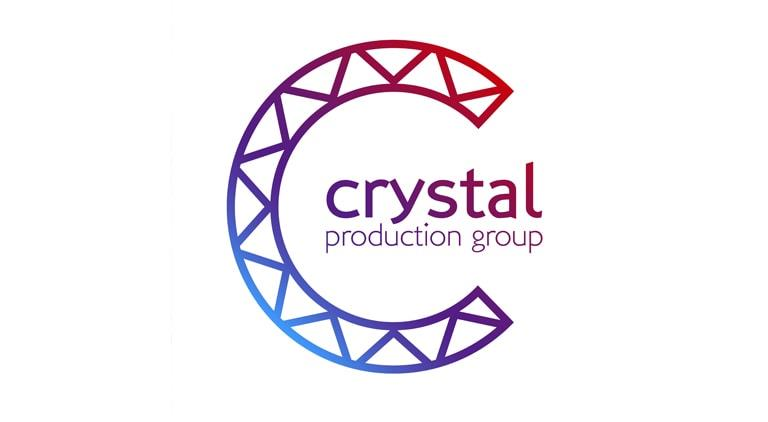 Crystal Production Group - Logo - Multiple Graphic Design