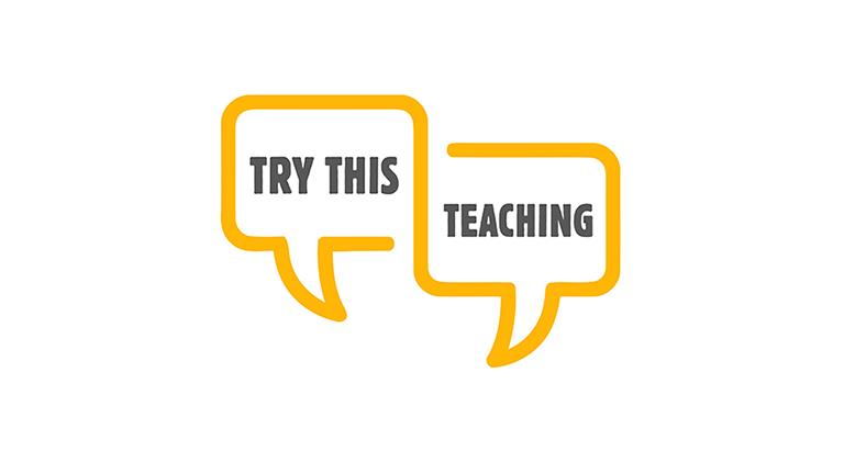 Try This Teaching - Logo - Multiple Graphic Design